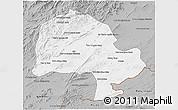Gray 3D Map of Zabol