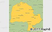 Savanna Style Simple Map of Zabol
