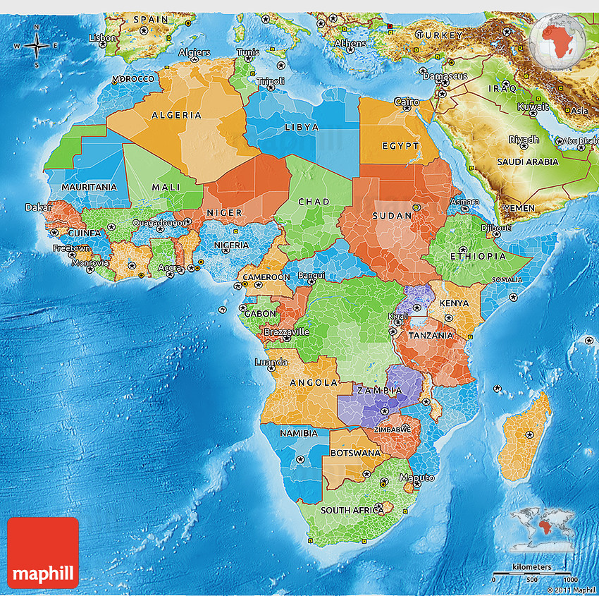 Political 3D Map of Africa, physical outside on physical regions of africa, physiographic map africa, geographic features of africa, world atlas africa, landforms and waterways in africa, atlas mt africa map, world map with africa, cameroon africa, bodies of water near africa, independence in africa, atlas of asia's physical features, landforms in west africa, physical landscape of africa, canary islands africa, atlas of southeast asia, atlas map of asia, landmarks in central africa, atlas of north africa, phyiscal atlas of africa, online atlas of africa,