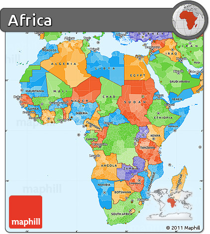High Resolution Blank Political Map Of Africa.High Resolution Map Of Africa Jackenjuul