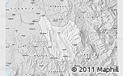Silver Style Map of Berat