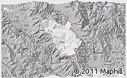 Gray 3D Map of Bulquizë