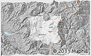 Gray 3D Map of Dibër