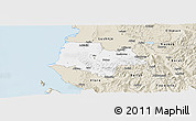 Classic Style Panoramic Map of Fier