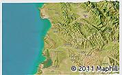 Satellite 3D Map of Kavajë