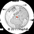 Outline Map of Koplik