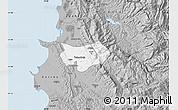Gray Map of Krujë