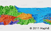 Political Panoramic Map of Krumë