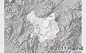 Gray Map of Kukës