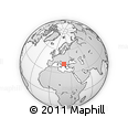 Outline Map of Laç
