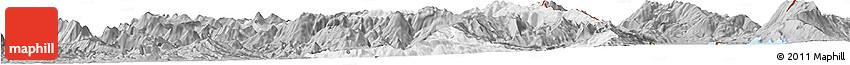 Gray Horizon Map of Librazhd