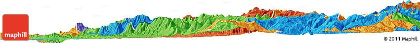 Political Horizon Map of Mat