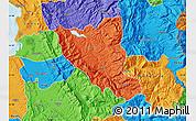 Political Map of Mat