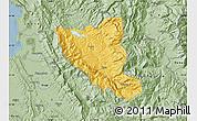 Savanna Style Map of Mat