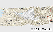 Classic Style Panoramic Map of Mat