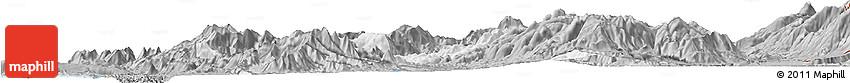 Gray Horizon Map of Mirditë