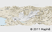 Classic Style Panoramic Map of Mirditë