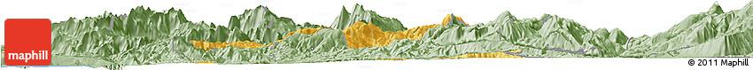 Savanna Style Horizon Map of Pukë