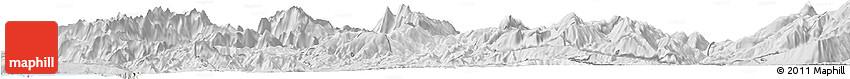 Silver Style Horizon Map of Pukë