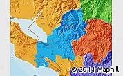 Political Map of Shkodër