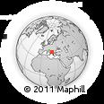 Outline Map of Shkodër