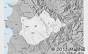 Gray Map of Tiranë