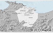 Gray 3D Map of Annaba
