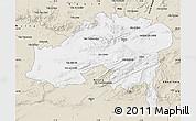Classic Style Map of Batna