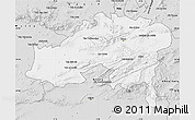 Silver Style Map of Batna