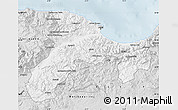 Silver Style Map of Bejaia