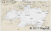Classic Style 3D Map of Borjbouarirej