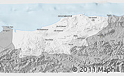 Gray 3D Map of Boumerdes