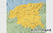 Savanna Style Map of Chlef