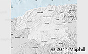 Silver Style Map of Chlef
