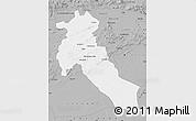Gray Map of Djelfa