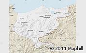 Classic Style Map of El Tarf