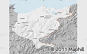 Gray Map of El Tarf
