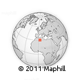 Outline Map of GhardaSa