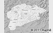 Gray Map of Guelma