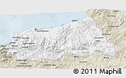 Classic Style 3D Map of Jijel
