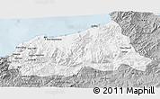 Gray 3D Map of Jijel