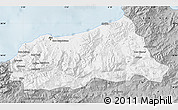 Gray Map of Jijel