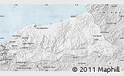 Silver Style Map of Jijel
