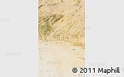 Satellite Map of Khenchela