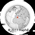Outline Map of Khenchela