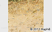 Satellite Map of Mila