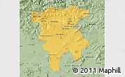 Savanna Style Map of Mila