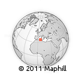 Outline Map of Mila