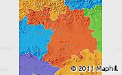 Political Map of Setif
