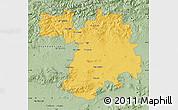 Savanna Style Map of Setif